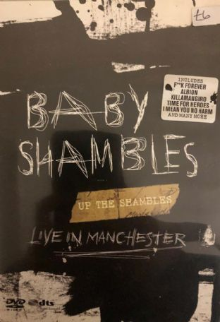 Babyshambles - Up The Shambles/Live In Manchester (DVD)
